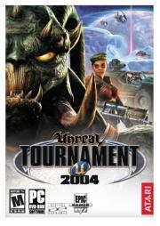 Cover von Unreal Tournament 2004