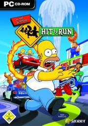 Cover von The Simpsons - Hit and Run