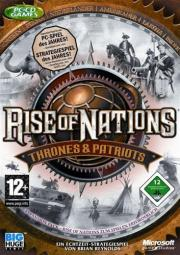 Cover von Rise of Nations - Thrones and Patriots