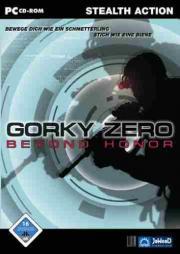 Cover von Gorky Zero