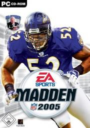 Cover von Madden NFL 2005
