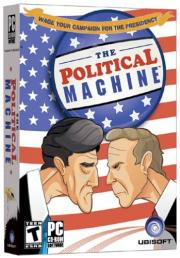 Cover von The Political Machine