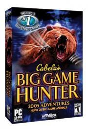 Cover von Cabela's Big Game Hunter 2005 Adventures