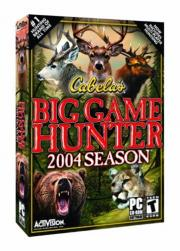 Cover von Cabela's Big Game Hunter 2004 Season