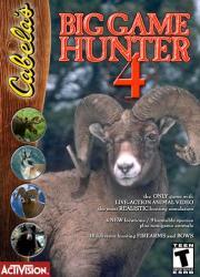 Cover von Cabela's Big Game Hunter 4