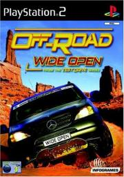 Cover von Test Drive - Off-Road Wide Open