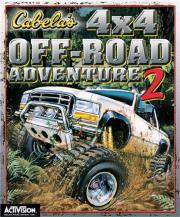 Cover von Cabela's 4x4 Off-Road Adventure 2