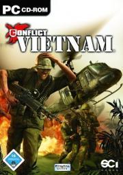 Cover von Conflict - Vietnam