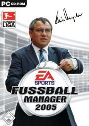 Cover von Fußball-Manager 2005