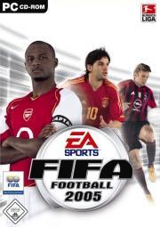 Cover von FIFA Football 2005
