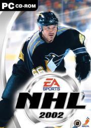 Cover von NHL 2002