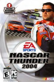 Cover von NASCAR Thunder 2004