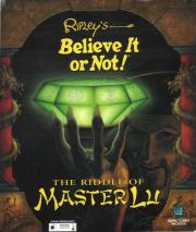 Cover von Das Rätsel des Master Lu