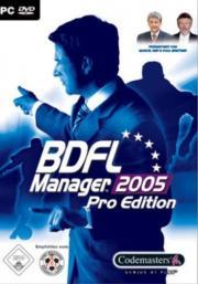 Cover von BDFL Manager 2005