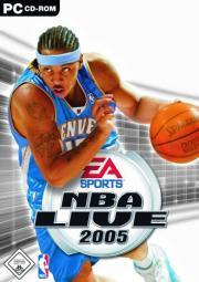 Cover von NBA Live 2005