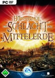 Cover von Der Herr der Ringe - Die Schlacht um Mittelerde