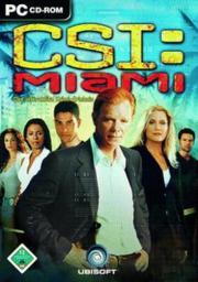 Cover von CSI - Miami