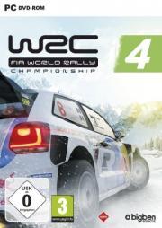 Cover von WRC 4