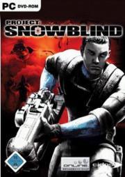 Cover von Project Snowblind