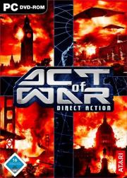 Cover von Act of War - Direct Action