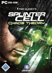 Cover von Splinter Cell - Chaos Theory