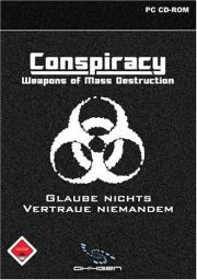 Cover von Conspiracy - Weapons of Mass Destruction