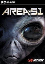 Cover von Area 51 (2005)