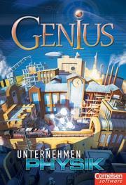 Cover von Genius - Unternehmen Physik