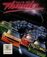 Cover von Days of Thunder