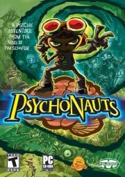 Cover von Psychonauts