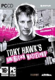 Cover von Tony Hawk's American Wasteland