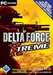 Cover von Delta Force - Xtreme