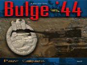 Cover von Panzer Campaigns - Bulge 44