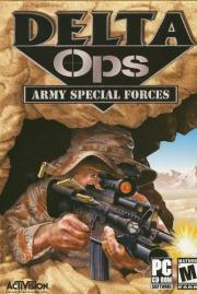 Cover von Delta Ops - Army Special Forces