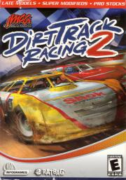 Cover von Dirt Track Racing 2