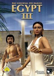 Cover von Egypt 3 - Das Schicksal des Ramses