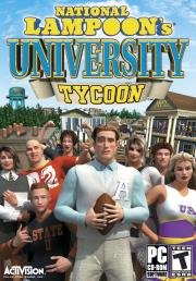Cover von National Lampoon's University Tycoon