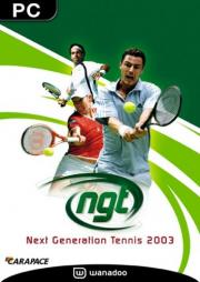 Cover von Next Generation Tennis 2003