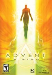 Cover von Advent Rising