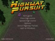 Cover von Highway Pursuit