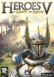 Cover von Heroes of Might and Magic 5