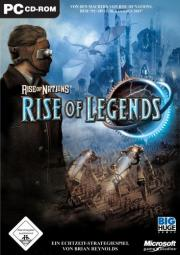 Cover von Rise of Nations - Rise of Legends