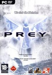 Cover von Prey