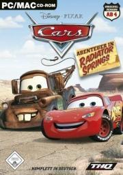 Cover von Cars - Abenteuer in Radiator Springs