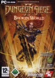 Cover von Dungeon Siege 2 - Broken World