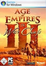 Cover von Age of Empires 3 - The WarChiefs