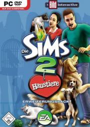 Cover von Die Sims 2 - Haustiere