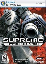 Cover von Supreme Commander