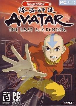 avatar herr der elemente game