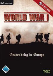 Cover von World War 1 - Grabenkrieg in Europa
